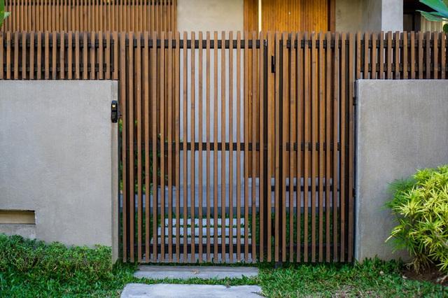 Ấn tượng thiết kế của ngôi nhà làm bằng gỗ và bê tông - Ảnh 4.