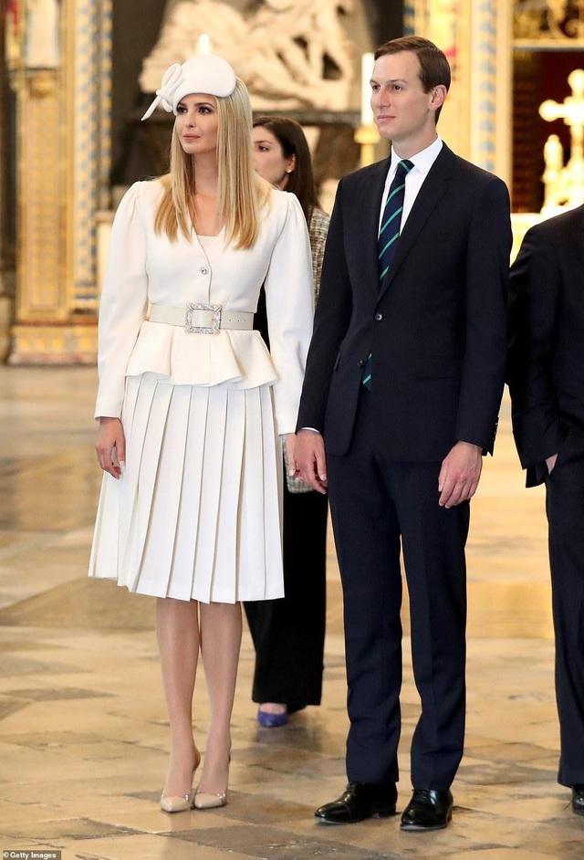 Tuyên ngôn thời trang Ivanka Trump trong các sự kiện quan trọng: Tinh tế có thừa, nhưng ẩn ý đằng sau mỗi trang phục mới là điều đáng quan tâm - Ảnh 15.