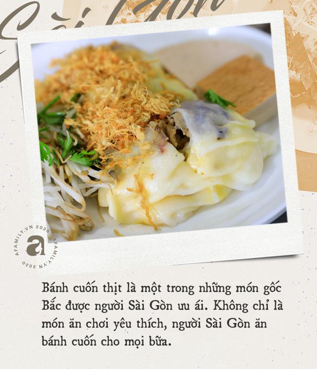 Bánh cuốn - món ăn lạ mà quen, càng nắng nóng càng được ưa chuộng tại Sài Gòn - Ảnh 2.