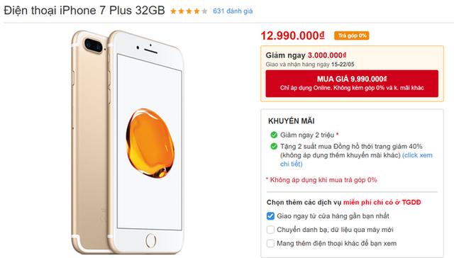 iPhone 11 lock giảm giá chỉ bằng iPhone 7 Plus nhưng vẫn ế khách