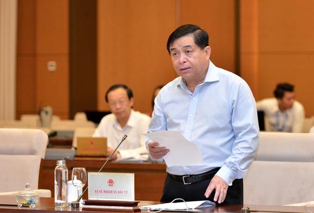 Chính phủ dự kiến 2 kịch bản tăng trưởng kinh tế - Ảnh 1.