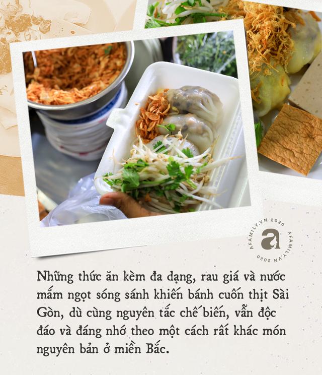 Bánh cuốn - món ăn lạ mà quen, càng nắng nóng càng được ưa chuộng tại Sài Gòn - Ảnh 11.
