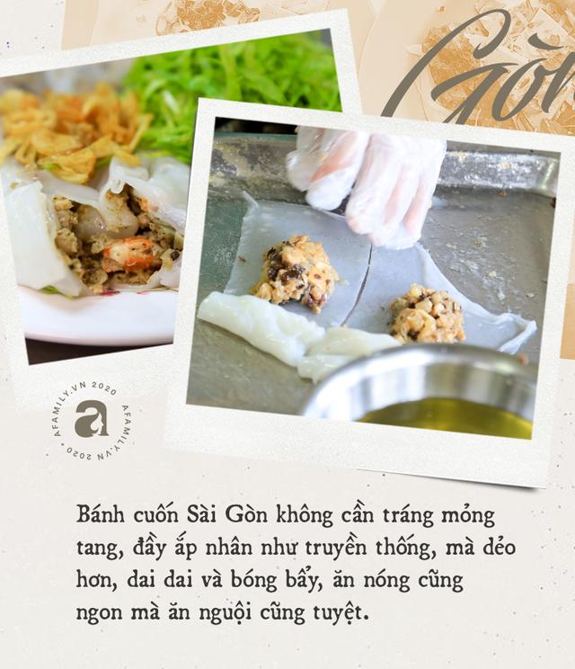 Bánh cuốn - món ăn lạ mà quen, càng nắng nóng càng được ưa chuộng tại Sài Gòn - Ảnh 6.