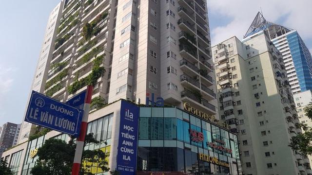 Hô biến bãi xe cao tầng thành chung cư, Hà Nội kêu khó xử lý sai phạm - Ảnh 2.
