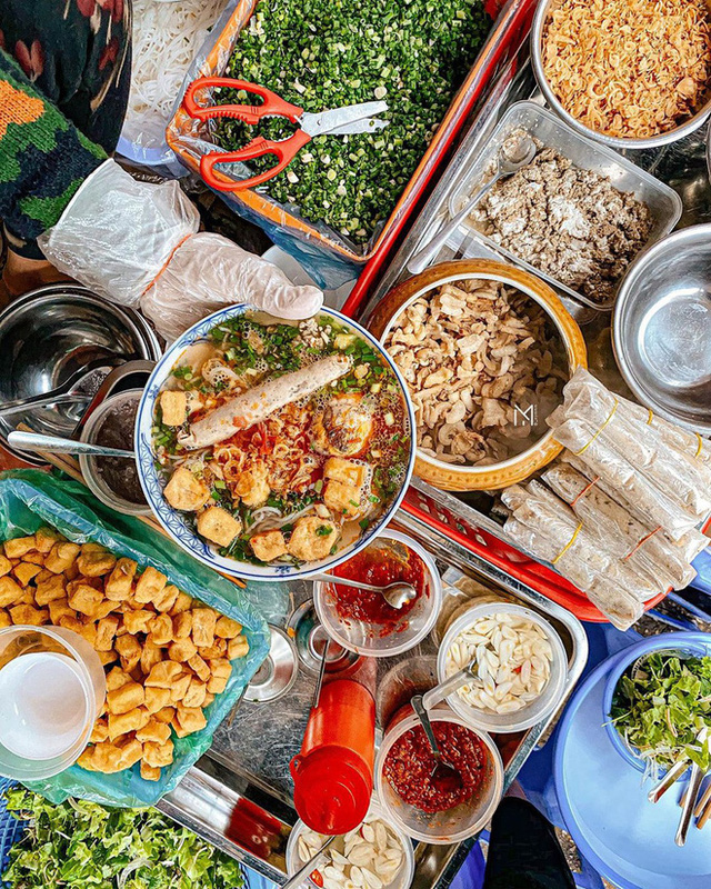 """Báo Pháp gọi Hà Nội là """"ngôi đền của những món ăn đường phố"""" - Ảnh 5."""