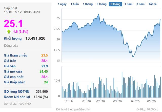 Nhóm quỹ Dragon Capital trở thành cổ đông lớn của Hòa Phát - Ảnh 1.