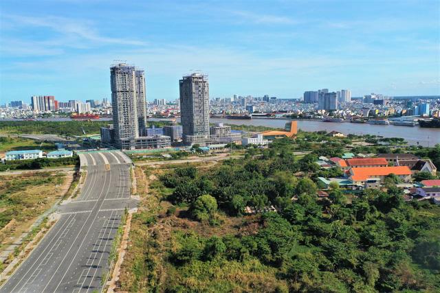 Hiện trạng dự án tỷ USD có tòa tháp 88 tầng ở TP HCM - Ảnh 1.