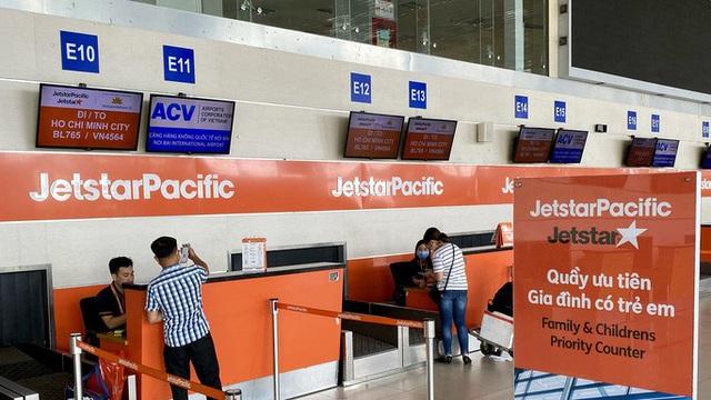 Thay đổi sảnh làm thủ tục tại sân bay Nội Bài đối với các hãng hàng không  - Ảnh 2.