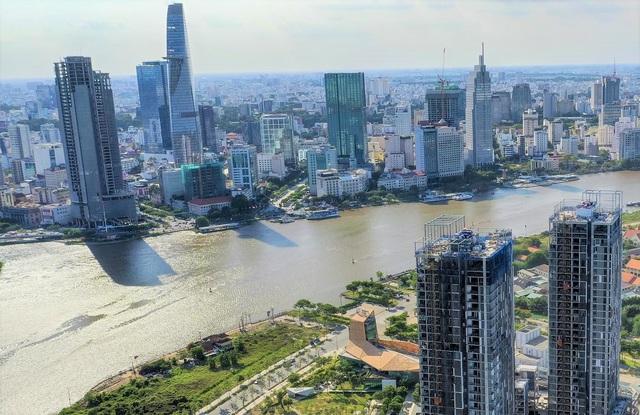 Hiện trạng dự án tỷ USD có tòa tháp 88 tầng ở TP HCM - Ảnh 3.