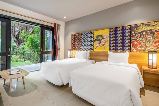 Gợi ý resort 3 và 4 sao ở Đà Nẵng: Tận hưởng bãi biển tuyệt đẹp chỉ với giá chưa đến 1,5 triệu VNĐ/đêm - Ảnh 6.