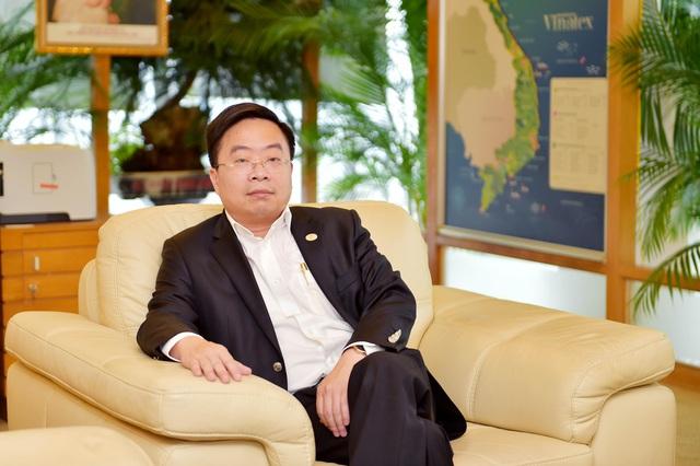 CEO Vinatex: Dệt may sẽ tiếp tục thiếu hàng dù Covid-19 được kiểm soát, cần đàm phán với Uniqlo, H&M, Zara... để chuyển ngay nguồn cung nguyên liệu về Việt Nam - Ảnh 1.