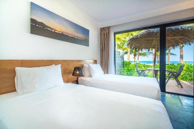 Gợi ý resort 3 và 4 sao ở Đà Nẵng: Tận hưởng bãi biển tuyệt đẹp chỉ với giá chưa đến 1,5 triệu VNĐ/đêm - Ảnh 12.
