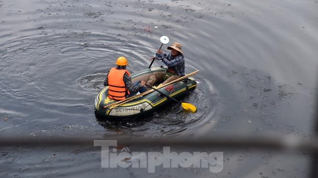 Đường ống 50 km thu gom nước thải kỳ vọng hồi sinh sông Tô Lịch dùng công nghệ gì? - Ảnh 1.