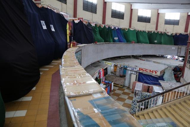 Tiểu thương chợ Đầm Nha Trang đồng loạt nghỉ bán vì ế ẩm - Ảnh 2.