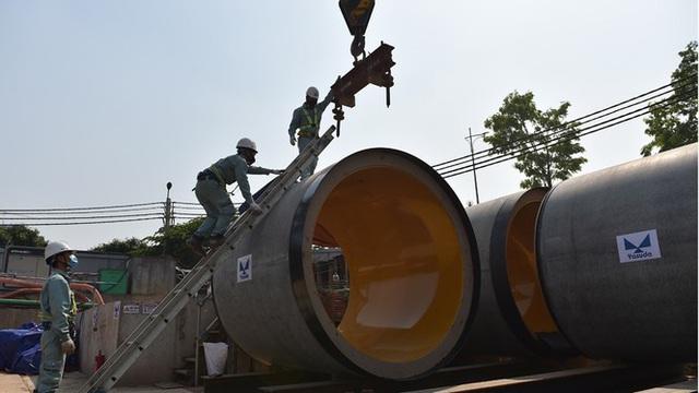 Đường ống 50 km thu gom nước thải kỳ vọng hồi sinh sông Tô Lịch dùng công nghệ gì? - Ảnh 3.