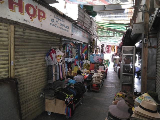 Tiểu thương chợ Đầm Nha Trang đồng loạt nghỉ bán vì ế ẩm - Ảnh 3.