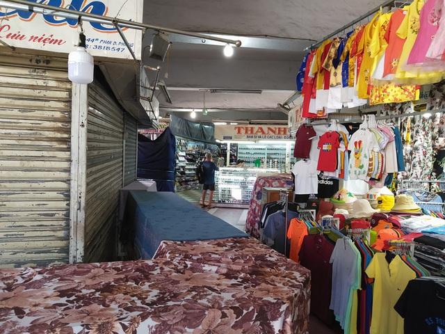 Tiểu thương chợ Đầm Nha Trang đồng loạt nghỉ bán vì ế ẩm - Ảnh 5.