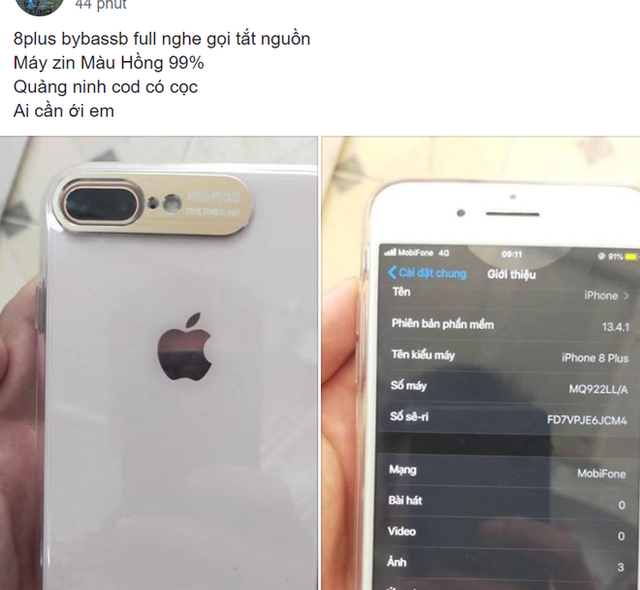Bất ngờ với mức giá của dàn siêu phẩm Apple: iPhone X 5 triệu, iPhone 5S chỉ 500.000 đồng - Ảnh 5.