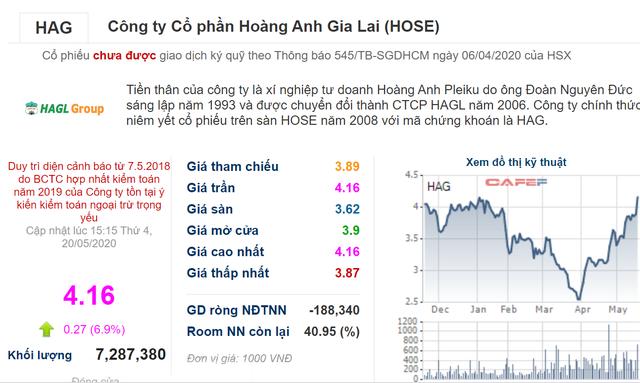 CEO Hoàng Anh Gia Lai muốn bán hết cổ phần khi giá ở mức quanh 4.000 đồng/cp - Ảnh 1.