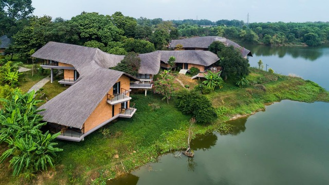 Đưa nhau đi trốn với một loạt homestay cao cấp siêu gần Hà Nội: Tìm về bình yên bên gia đình những ngày cuối tuần - Ảnh 10.