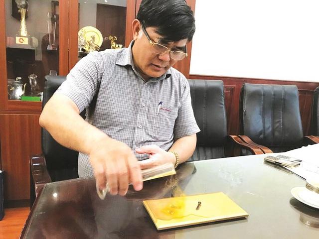 Lộ diện đại gia BĐS có thú chơi ngông dát vàng nhiều cao ốc trải dài từ Hà Nội đến Đà Nẵng - Ảnh 2.