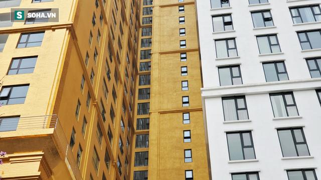 Ngắm tòa nhà dát vàng 24K từ chân đến nóc khủng nhất Hà Nội đang hoàn thiện - Ảnh 7.