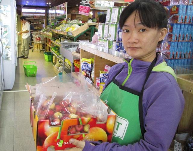 Mỹ bất ngờ trở thành nhà cung cấp trái cây số 1 cho Việt Nam - Ảnh 1.