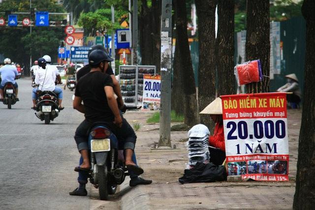 Bất ngờ số vụ tai nạn xe máy được bồi thường khi đã mua bảo hiểm - Ảnh 1.