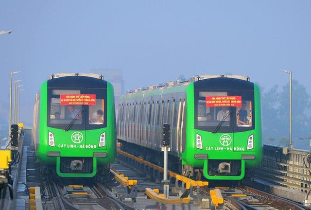 """Không """"hứa"""" thời gian vận hành đường sắt Cát Linh - Hà Đông - Ảnh 2."""