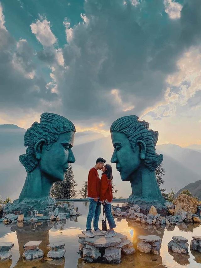 5 địa điểm chụp được cả nghìn bức ảnh mới toanh trên Sapa: Nhìn qua cứ ngỡ Bali giữa lòng Việt Nam, thiên đường cho các tín đồ du lịch! - Ảnh 1.