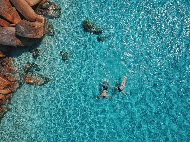 """5 thiên đường biển được mệnh danh """"tiểu Maldives"""" của Việt Nam: Chỗ nào cũng có làn nước xanh trong vắt, hè này phải check-in liền thôi! - Ảnh 1."""