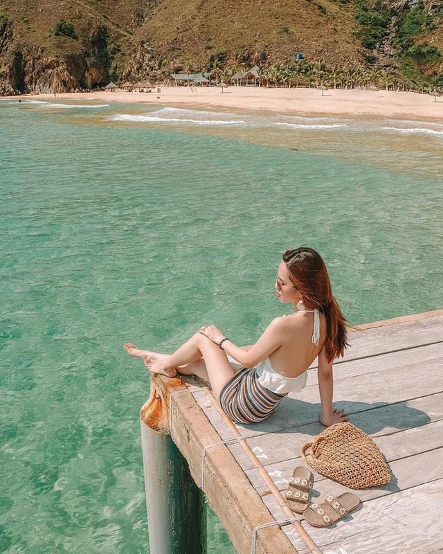 """5 thiên đường biển được mệnh danh """"tiểu Maldives"""" của Việt Nam: Chỗ nào cũng có làn nước xanh trong vắt, hè này phải check-in liền thôi! - Ảnh 11."""