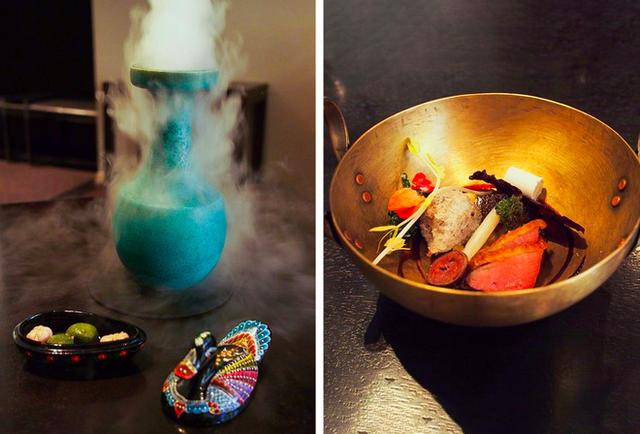 """Thử dùng bữa ở 4 nhà hàng đạt sao Michelin và cái kết: Các món ăn vừa đẹp vừa ngon đến """"vô thực"""", nhưng giá thì đắt như lên trời - Ảnh 22."""