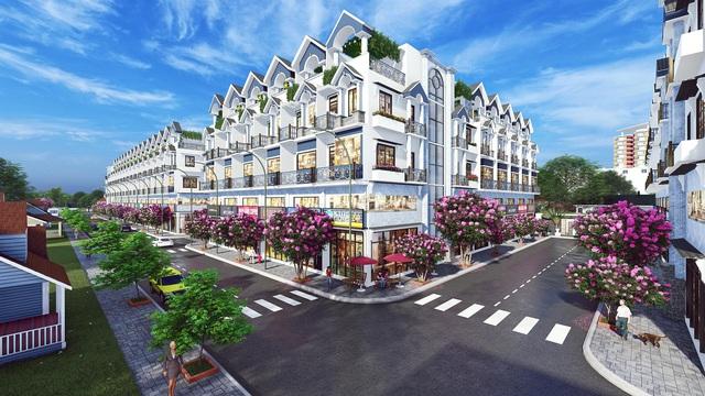 Bất chấp dịch Covid-19, nhà phố và biệt thự tại Tp.HCM tiếp tục tăng giá - Ảnh 1.