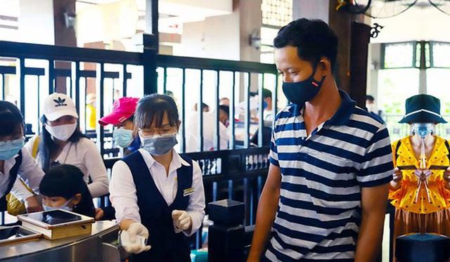 Du lịch Việt: Rã đông hậu COVID-19 - Ảnh 1.