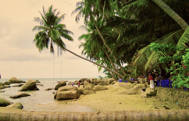 Đến Kiên Giang đâu chỉ có mỗi Phú Quốc, viên ngọc thô Hòn Sơn cũng có những bãi tắm xanh trong mát lành đẹp tới nức lòng người! - Ảnh 5.