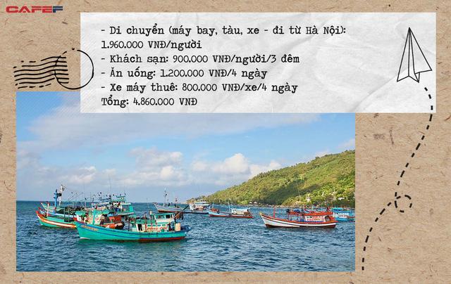 Đến Kiên Giang đâu chỉ có mỗi Phú Quốc, viên ngọc thô Hòn Sơn cũng có những bãi tắm xanh trong mát lành đẹp tới nức lòng người! - Ảnh 9.