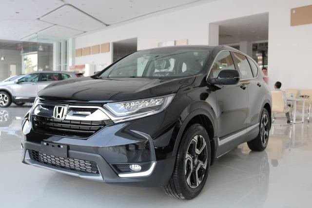 Doanh số đảo chiều, đại lý tung chiêu câu khách cho ô tô hot nhất của Honda tại Việt Nam - Ảnh 1.