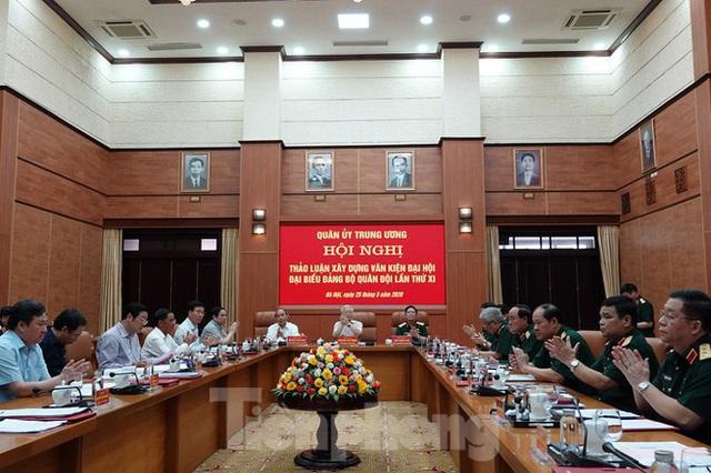 Tổng Bí thư Nguyễn Phú Trọng: Không che giấu khuyết điểm, chạy theo thành tích - Ảnh 2.