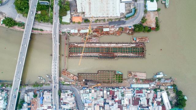 Toàn cảnh công trình chống ngập 10.000 tỷ đồng sắp hoàn thành sau 4 năm thi công ở Sài Gòn - Ảnh 11.