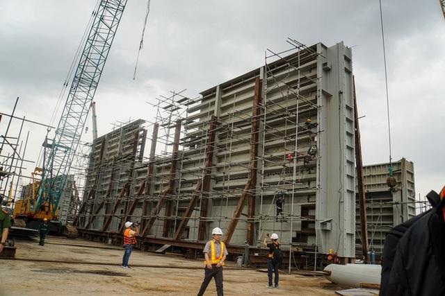Toàn cảnh công trình chống ngập 10.000 tỷ đồng sắp hoàn thành sau 4 năm thi công ở Sài Gòn - Ảnh 12.
