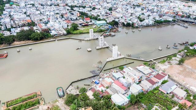 Toàn cảnh công trình chống ngập 10.000 tỷ đồng sắp hoàn thành sau 4 năm thi công ở Sài Gòn - Ảnh 14.