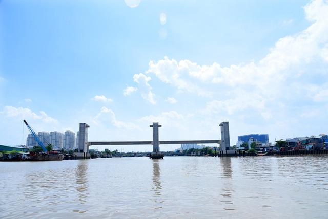 Toàn cảnh công trình chống ngập 10.000 tỷ đồng sắp hoàn thành sau 4 năm thi công ở Sài Gòn - Ảnh 17.