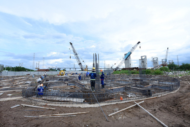 Toàn cảnh công trình chống ngập 10.000 tỷ đồng sắp hoàn thành sau 4 năm thi công ở Sài Gòn - Ảnh 22.