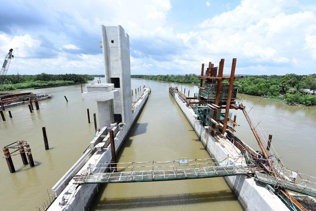 Toàn cảnh công trình chống ngập 10.000 tỷ đồng sắp hoàn thành sau 4 năm thi công ở Sài Gòn - Ảnh 26.