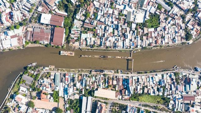 Toàn cảnh công trình chống ngập 10.000 tỷ đồng sắp hoàn thành sau 4 năm thi công ở Sài Gòn - Ảnh 27.