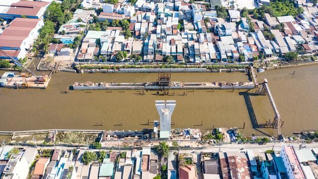 Toàn cảnh công trình chống ngập 10.000 tỷ đồng sắp hoàn thành sau 4 năm thi công ở Sài Gòn - Ảnh 28.