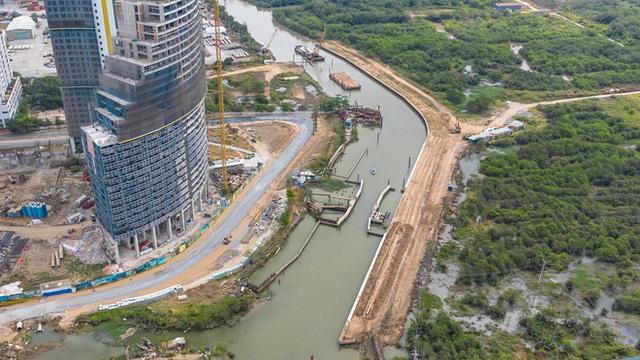 Toàn cảnh công trình chống ngập 10.000 tỷ đồng sắp hoàn thành sau 4 năm thi công ở Sài Gòn - Ảnh 31.