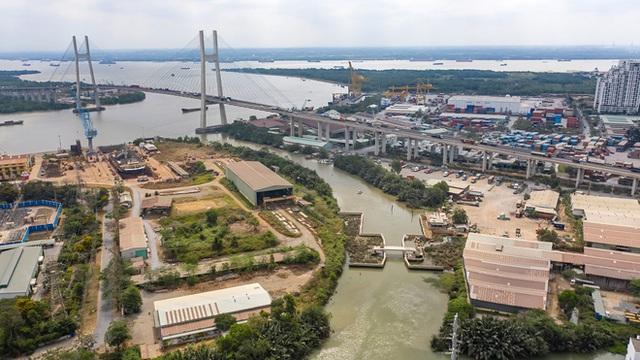 Toàn cảnh công trình chống ngập 10.000 tỷ đồng sắp hoàn thành sau 4 năm thi công ở Sài Gòn - Ảnh 33.