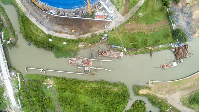 Toàn cảnh công trình chống ngập 10.000 tỷ đồng sắp hoàn thành sau 4 năm thi công ở Sài Gòn - Ảnh 34.